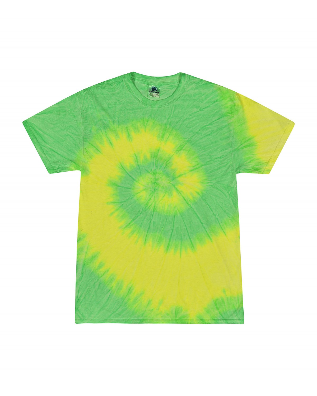 T1000Y Colortone FLO YELLOW/LIME