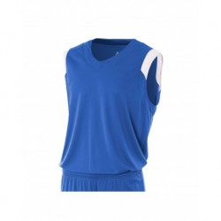 A4 A4NB2340 Youth V-Neck Sleeves Jersey