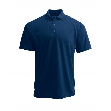 BG7937 Badger Sport BG7937 Adult Pro Placket NAVY/WHITE
