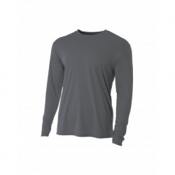 A4 A4NB3165 Youth Cooling Performance Long Sleeve Tee