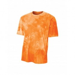 A4 A4NB3295 Youth Cloud Dye Tech Tee