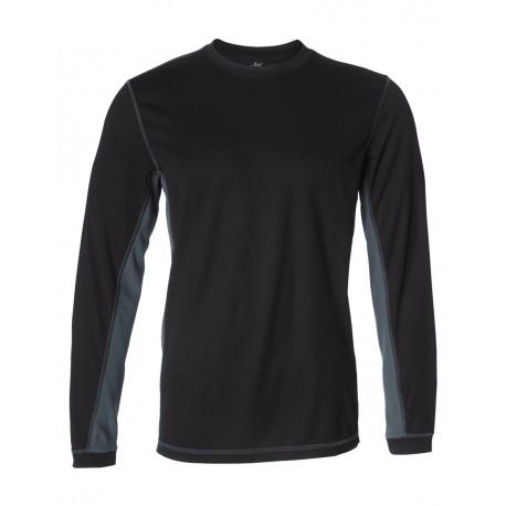 BN8700 Burnside BN8700 Adult Puffer Vest BLACK