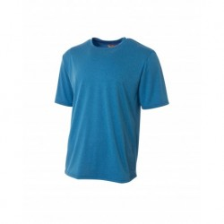A4 A4NB3381 Youth Topflight Heather Tee