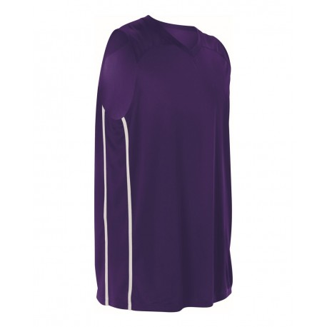 CC4410 Comfort Colors CC4410 Adult Heavyweight Ring Spun Long Sleeve Pocket Tee ORCHID