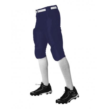 G18300 Gildan G18300 Heavy Blend Adult Open Bottom Sweatpants with Pockets NAVY