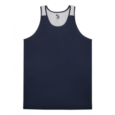G47V00L Gildan G47V00L Ladies' V-Neck Tech T-Shirt WHITE