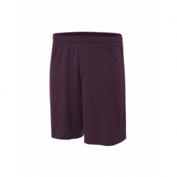A4 A4NB5281 Youth Power Mesh Practice Short