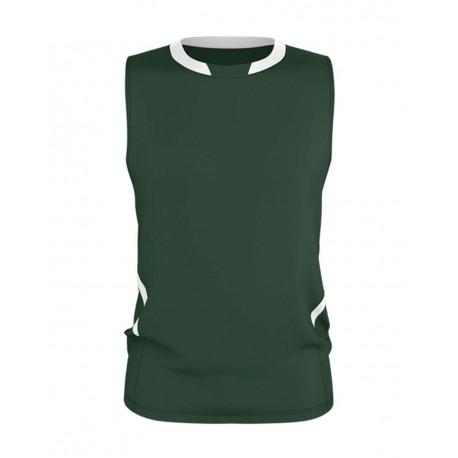 G72800L Gildan G72800L DryBlend Ladies' Double Pique Sport Shirt WHITE