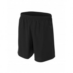"""A4 A4NB5343 Youth Woven Soccer 5"""" Short"""