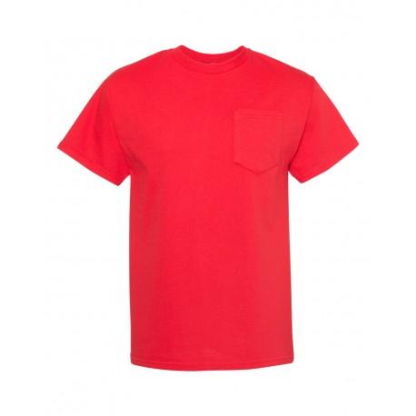 GCP800 Gildan GCP800 DryBlend Adult CVC Sport Shirt BLACK