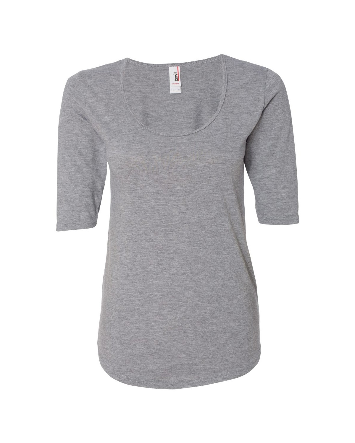IND400 Independent Trading Grey Heather/Currant