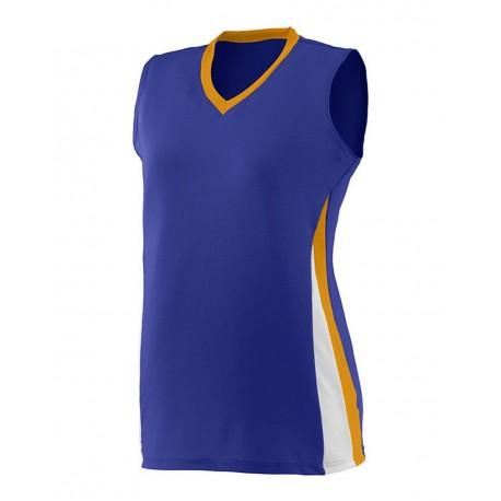 JA8833 J America JA8833 Adult Sport Lace Poly Fleece Hood BLACK