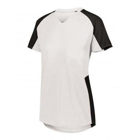 LA1910 LAT Apparel LA1910 Men's Sublimation Polyester Tee WHITE