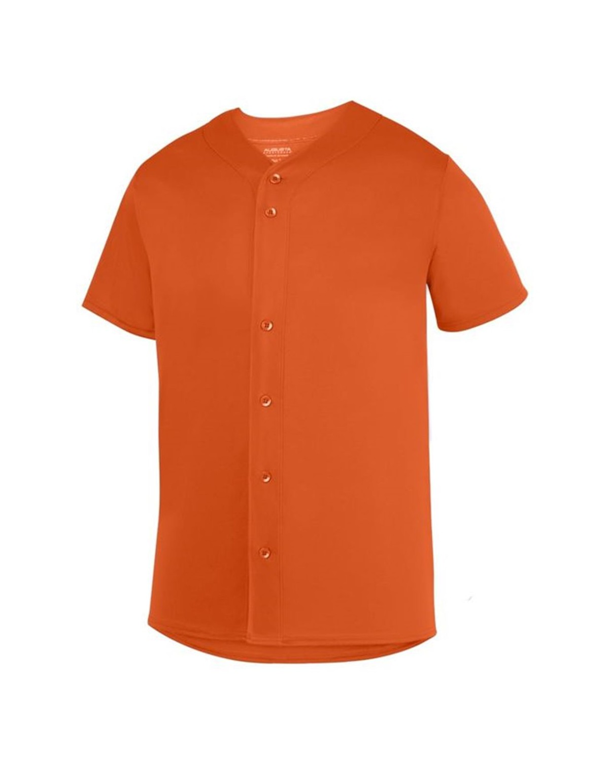 LA6137 LAT Apparel Vintage Orange/Blended White