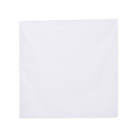 LB3301 Liberty Bags LB3301 Grant Cotton Canvas Duffle Bag BLACK