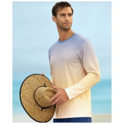 Paragon SM0225 ParagonXP Barbados Adult Full Sublimated Long Sleeve Performance Tee - Gradient Print