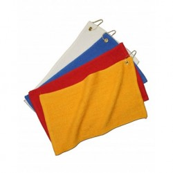Q-Tees Q00T18CG Budget Rally Towel with Corner Grommet