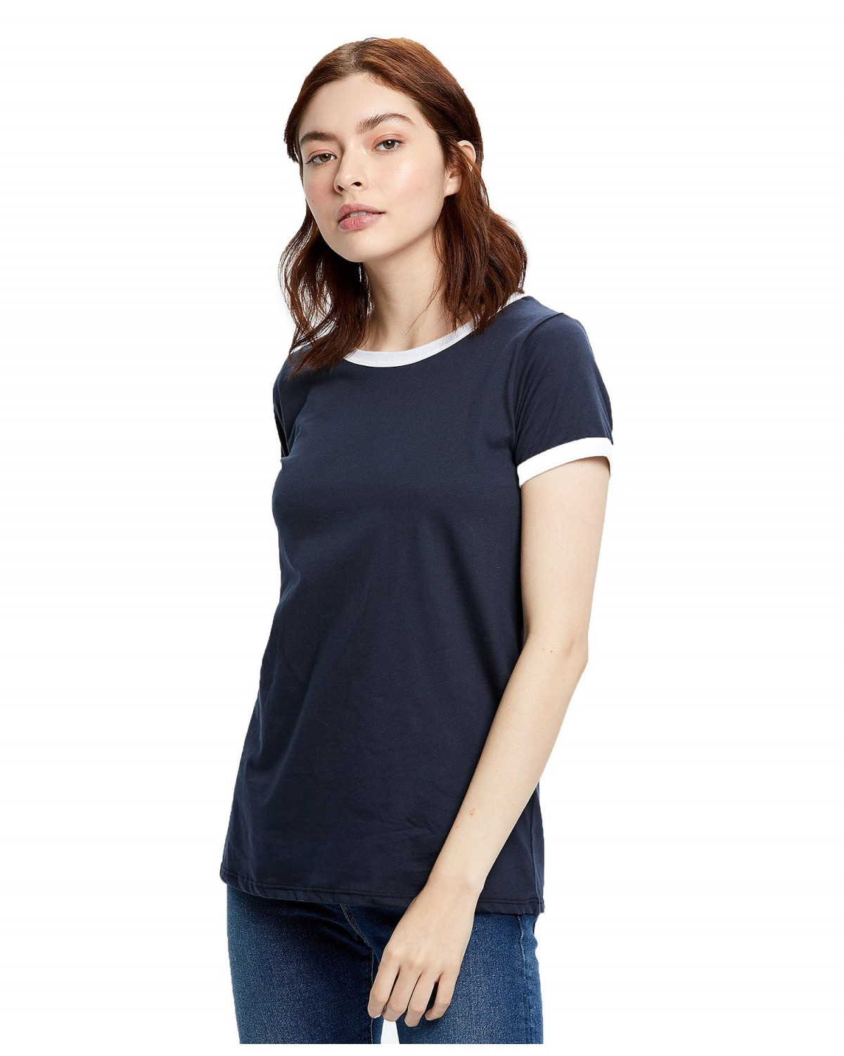 AAHVT316W American Apparel
