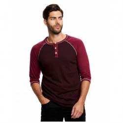 American Apparel AAHVT427W Unisex Heavy Terry Classic Crew