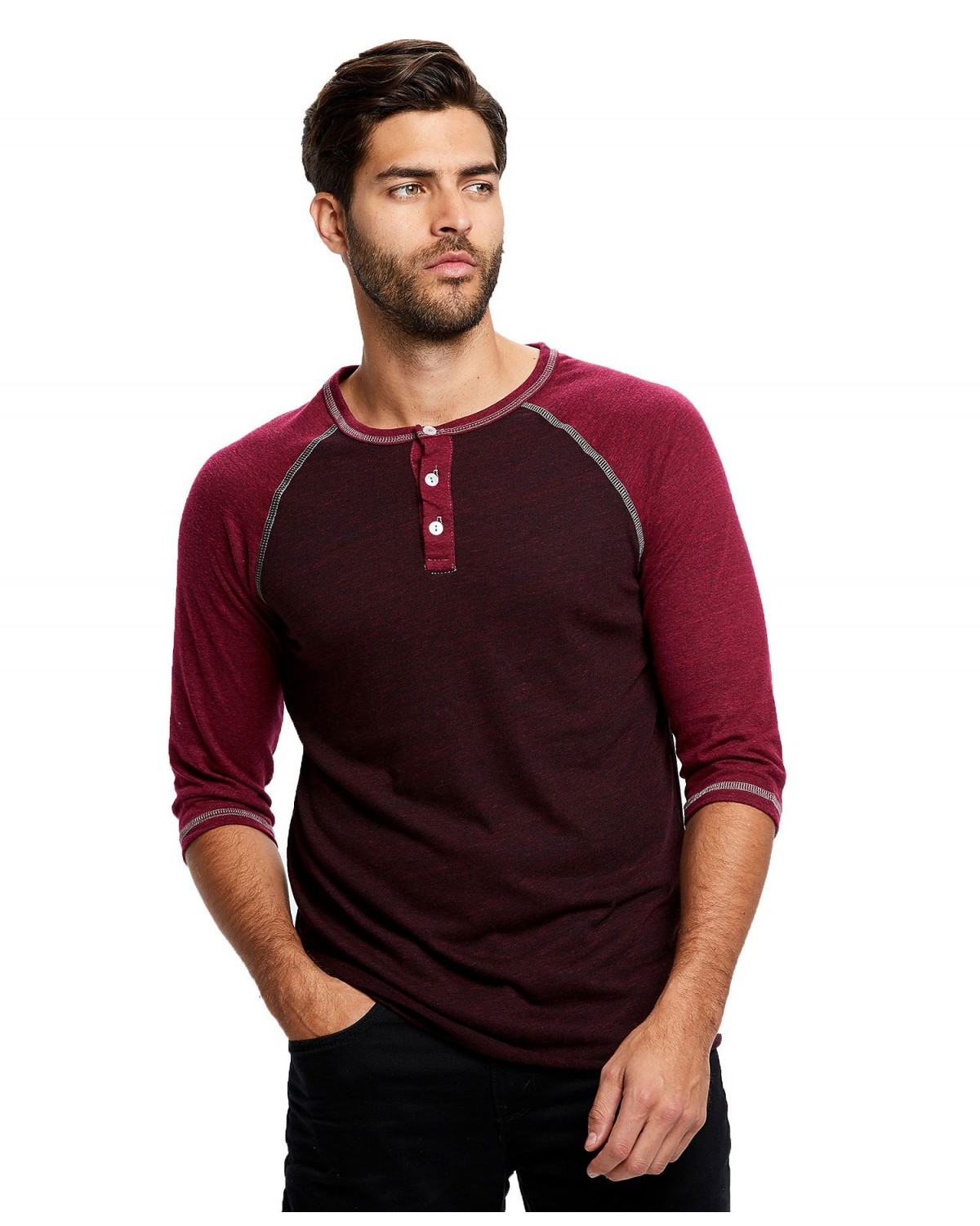 AAHVT427W American Apparel