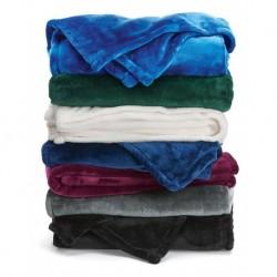 Alpine Fleece 8721 Mink Touch Luxury Blanket