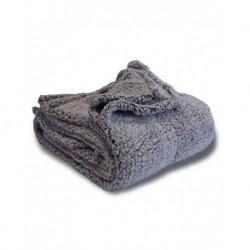 Alpine Fleece 8729 Frosted Sherpa Blanket