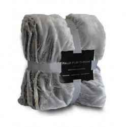 Alpine Fleece 8730 Faux Fur Throw