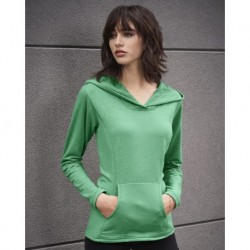 Anvil 72500L Women's Hooded French Terry Pullover