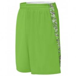 Augusta Sportswear 1163 Hook Shot Reversible Shorts