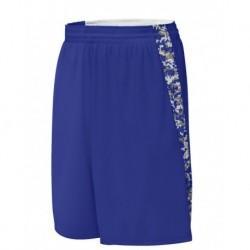 Augusta Sportswear 1164 Youth Hook Shot Reversible Shorts