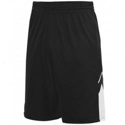 Augusta Sportswear 1169 Youth Alley-Oop Reversible Shorts