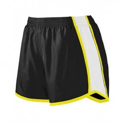 Augusta Sportswear 1266 Girls' Pulse Team Shorts