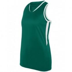 Augusta Sportswear 1673 Girls' Full Force Tank