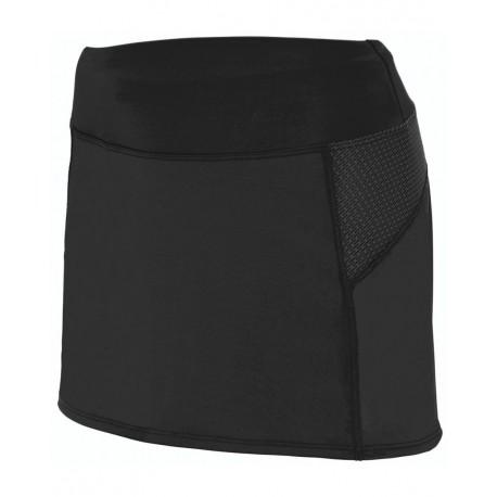 2420 Augusta Sportswear 2420 Women's Femfit Skort NAVY