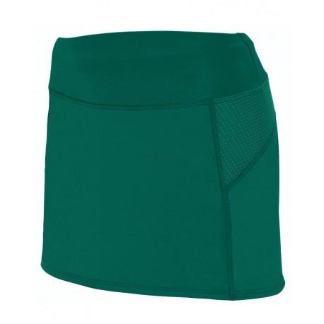2421 Augusta Sportswear 2421 Girls' Femfit Skort ROYAL