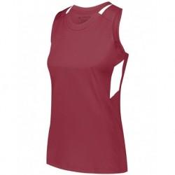 Augusta Sportswear 2436 Women's Crossover Tank Top