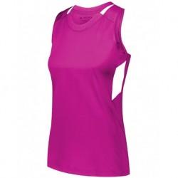 Augusta Sportswear 2437 Girls' Crossover Tank Top