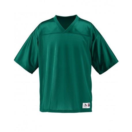 258 Augusta Sportswear 258 Youth Stadium Replica Jersey WHITE