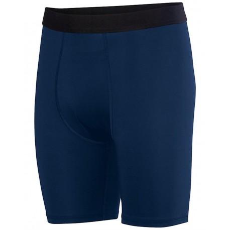 2615 Augusta Sportswear 2615 Hyperform Compression Shorts WHITE