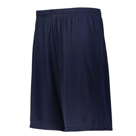 2782 Augusta Sportswear 2782 Longer Length Attain Shorts GRAPHITE