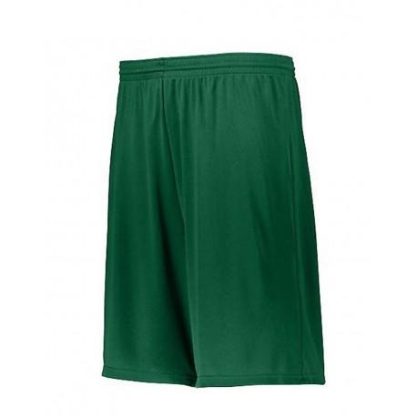 2783 Augusta Sportswear 2783 Youth Longer Length Attain Shorts GRAPHITE