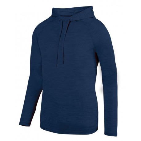 2905 Augusta Sportswear 2905 Shadow Tonal Heather Hoodie RED