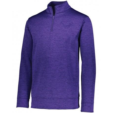 2910 Augusta Sportswear 2910 Stoked Quarter-Zip Pullover GRAPHITE