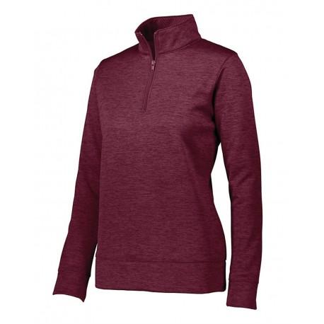 2911 Augusta Sportswear 2911 Women's Stoked Pullover LIGHT LAVENDER