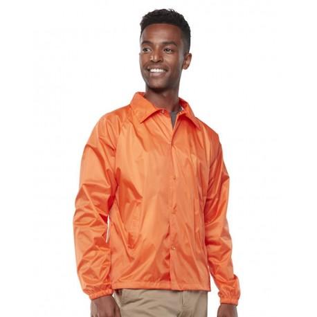3100 Augusta Sportswear 3100 Coach's Jacket BROWN