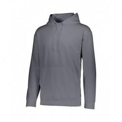 Augusta Sportswear 5506 Youth Wicking Fleece Hooded Sweatshirt