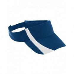 Augusta Sportswear 6260 Adjustable Wicking Mesh Two-Color Visor