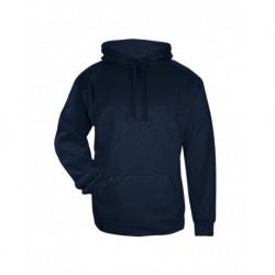 Badger 2431 Youth Line Embossed Hooded Sweatshirt