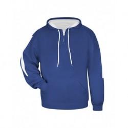 Badger 2456 Youth Sideline Fleece Hooded Sweatshirt