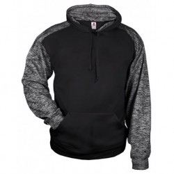 Badger 2462 Youth Sport Blend Hooded Sweatshirt